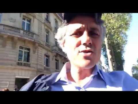 Rachid Nekkaz : PARIS dimanche (Champs-Élysées) 09/04/2017