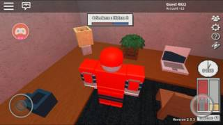 Playing roblox part4