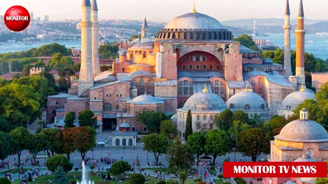 AKP istəyinə çatdı: Ayasofya artıq məscid kimi fəaliyyət göstərəcək