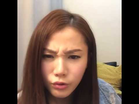120716 Yanny Chan 陳穎欣 @ Super Girls HK Facebook Live - YouTube