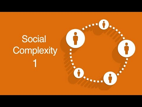 Social Complexity 1: Overview