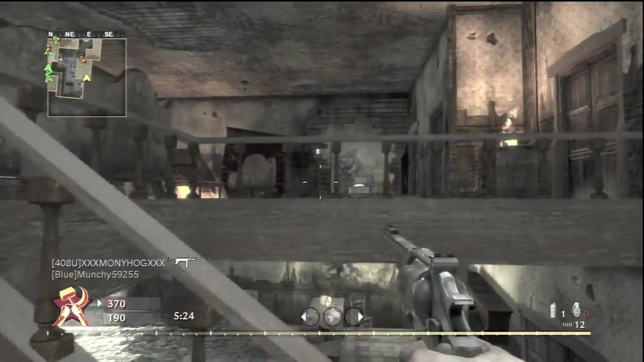 Call of Duty 5 World at War - Map Pack 3 - Revolution