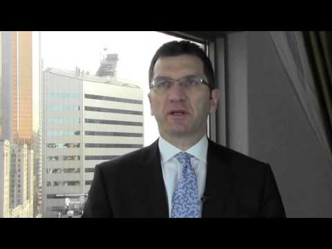 Cap-Ex Iron Ore Ltd. (TSXV:CEV) CEO Francois Laurin Interview with INN at PDAC 2013
