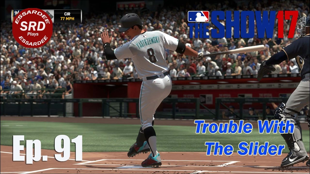 Yaz Rtts Mlb The Show  Trouble With The Slider
