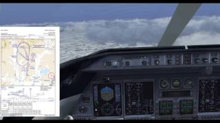 NDB Approach at Minimums