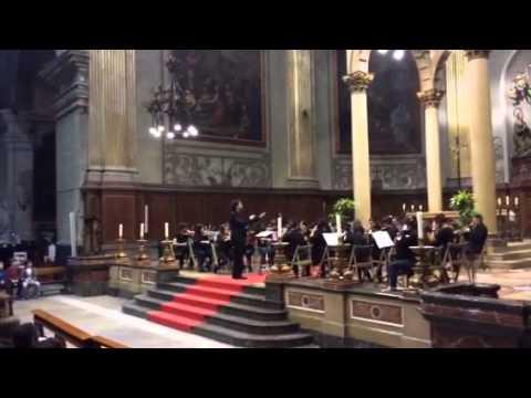 Concierto de la Orquesta Sinfónica de la Escola Municipal de Música de Mataró (EMMM)