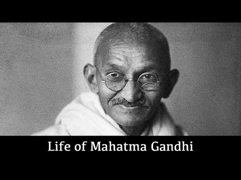 First documentary on the Life of Mahatma Gandhi