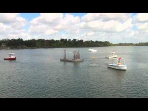 Dutton's Navigation Rig Moving School for Jack Ups