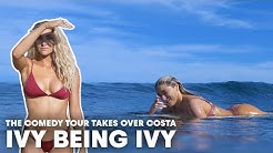 Ivy Splits California For Some Surf And Skate Mom In Beautiful Costa Rica | Ivy Being Ivy Ep4