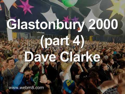 Glastonbury 2000 - Part 4. Utah Saints with Edwin Starr. Then Dave Clarke