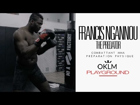 UFC : comment Francis Ngannou se prépare à l'approche d'un combat ?