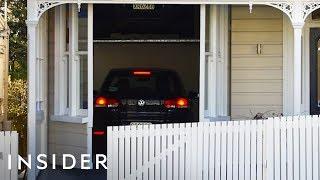 Home Can Hide 2 Cars In Hidden Garage