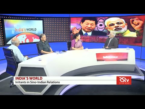 India's World - Irritants in Sino-India relations