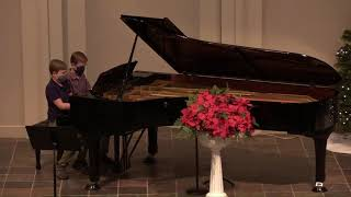 1/9/2021 - Special Music - Jakob & Judson Knoll - Oh How I Love Jesus