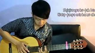 Video Nathan Fingerstyle Cover - Firman Kehilangan download MP3, 3GP, MP4, WEBM, AVI, FLV April 2018