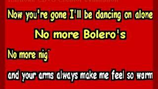 Karaoke - No more bolero.flv