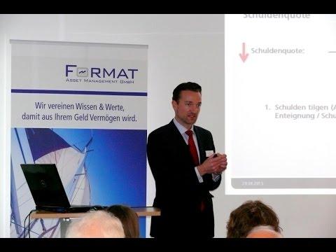 Inflation & Deflation | Vortrag von Bastian Burmeister, FORMAT Asset Management