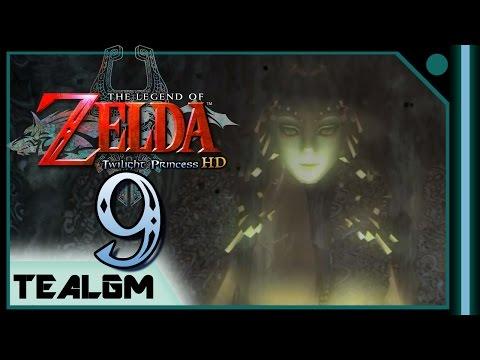 The Legend Of Zelda: Twilight Princess HD - Part 9: Frozen Zora's Domain