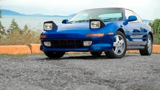 My Love/ Hate Relationship with the Toyota MR2 Turbo SW20