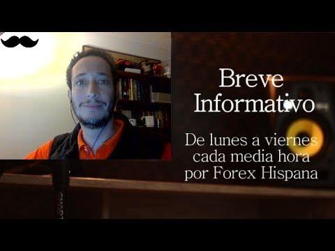Breve Informativo - Noticias Forex del 28 de Noviembre del 2017 de YouTube · Duración:  4 minutos 5 segundos  · 75 visualizaciones · cargado el 28.11.2017 · cargado por 7pasos