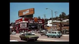 Los Angeles in the 1960