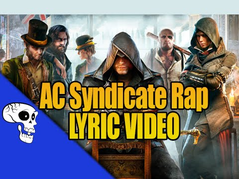 Assassin's Creed Syndicate Rap LYRIC VIDEO by JT Music -