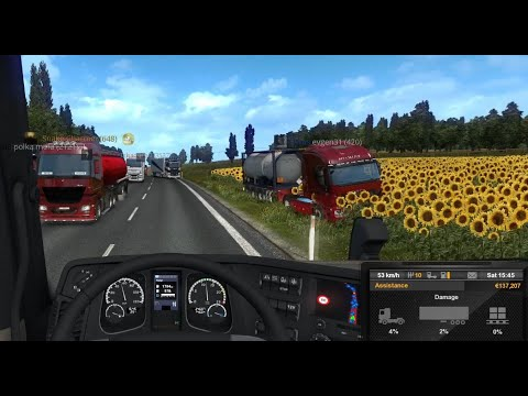 ets2-multi:-largest-traffic-jam-ever