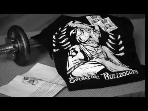 "Clothing Brand / Marque ""Sporting Bulldogges"""
