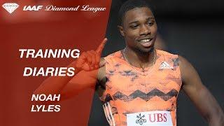 Training Diaries: Noah Lyles - IAAF Diamond League - Stafaband