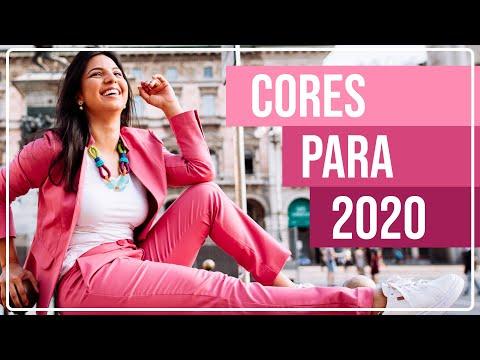 TENDÊNCIAS DE CORES PARA O VERÃO DE 2020 #verão2020