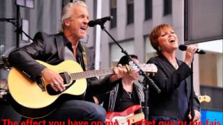 Watch Pat Benatar The Effect You Have On Me video