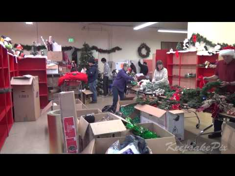 Christmas at Sunnyvale Community Services