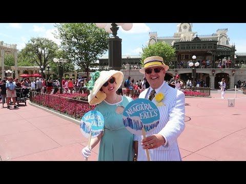 Dapper Day 2017 At Walt Disney World Magic Kingdom!