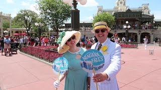 Dapper Day 2017 At Walt Disney World Magic Kingdom!
