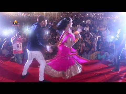 Bhojpuri Super Star Pawan Singh & Actress Akshara Singh LIVE Stage Show 2016 Bhivandi