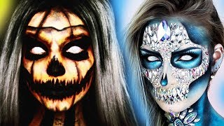 Top 15 INSANE Halloween Makeup Tutorials Compilation..JUST WOW