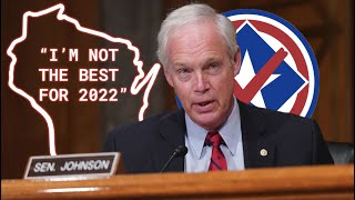 Ron Johnson Drops Another Hint He Won't Run In 2022