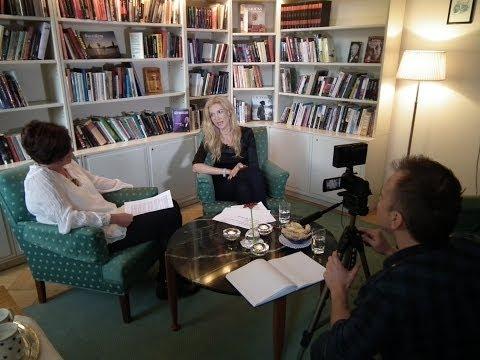 Liza Marklund - wywiad z pisarką / Interview with Liza Marklund