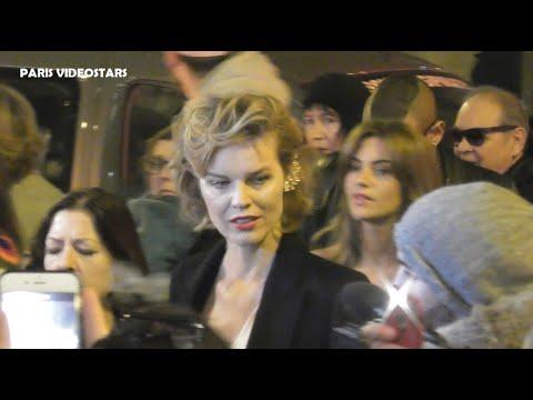 Eva Herzigova Last Show Jean Paul Gaultier 22 January 2020 Paris Fashion Week Youtube