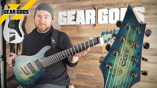 8-String Guitar Tips and Tricks! | GEAR GODS