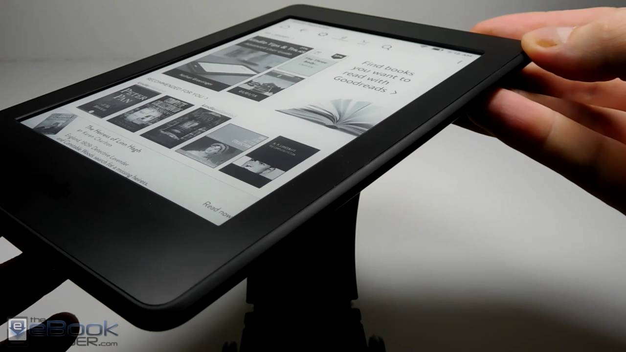 Amazon Kindle Paperwhite 3 2016 Review (Updated)