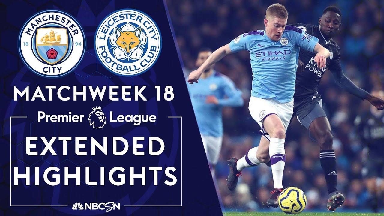 Manchester City vs. Leicester City live stream: Watch Premier ...