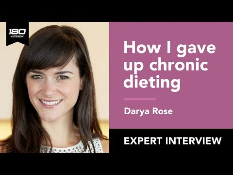 Darya Rose: How I Gave Up Chronic Dieting & Changed My Relationship With Food