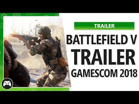 Battlefield V na Gamescom 2018 – Devastação em Roterdã thumbnail