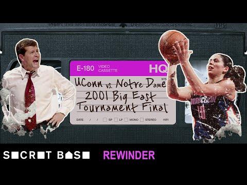 Sue Bird's famous Big East Tournament buzzer-beater needs a deep rewind   2001 UConn vs. Notre Dame