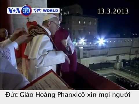 Tân Giáo hoàng mới được chọn, Hồng y Bergoglio từ Argentina