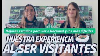 Nuestra experiencia viendo a Atlético Nacional de visitante // Mejores estadios y los más difíciles