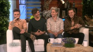 One Direction - The Ellen Show 2015