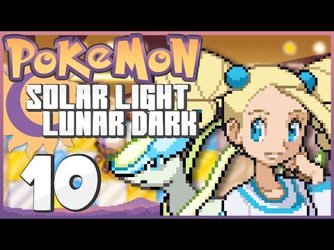 Pokémon Solar Light and Lunar Dark - Episode 10 | Rustbolt Gym Electra!