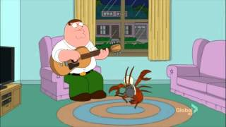 Family guy Iraq lobster!